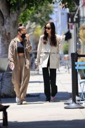 Cara Santana - Out in West Hollywood 06/10/2021