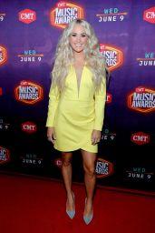 Carrie Underwood – 2021 CMT Music Awards in Nashville