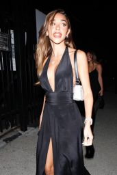 Chantel Jeffries Night Out Style - Los Angeles 06/08/2021