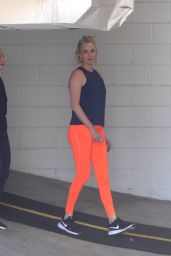 Charlize Theron in Workout Outfit - Beverly Hills 06/11/2021