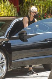 Charlize Theron - Out in Sherman Oaks 06/15/2021
