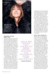 Charlotte Gainsbourg - Cosmopolitan Germany June 2021 Issue