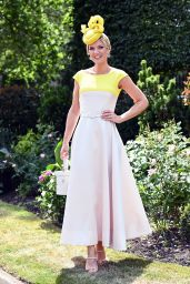 Charlotte Hawkins - Royal Ascot Day One 06/15/2021