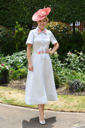 Charlotte Hawkins - Royal Ascot Day Two 06/16/2021