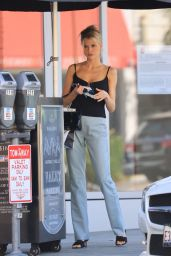 Charlotte McKinney at Avra in Beverly Hills 06/08/2021