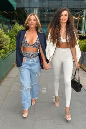 Chelsee Healey - The Ivy in Spinningfields in Manchester 05/28/2021