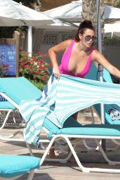 Chloe Goodman on Holiday in Gibraltar 06/07/2021