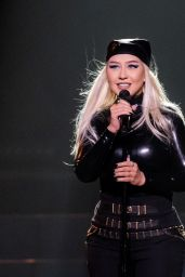 Christina Aguilera - Unstoppable Weekend Grand Opening Celebration in Las Vegas 06/10/2021