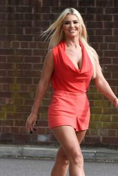 Christine McGuinness - Out in Liverpool 06/03/2021