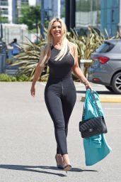 Christine McGuinness - Out in Liverpool 06/15/2021