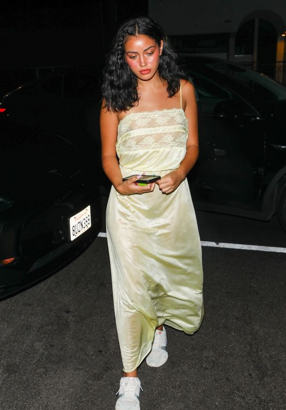 Cindy Kimberly Night Out Style – The Nice Guy in in West Hollywood 06/16/2021