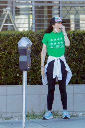 Claudine Farrell - Out in Los Feliz 06/14/2021