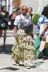 Cynthia Erivo - Out in New York 06/16/2021