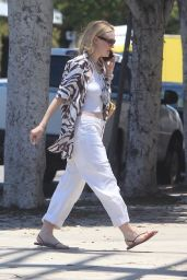Dakota Fanning - Out in West Hollywood 06/08/2021