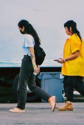 Demi Lovato Street Style - LA 06/09/2021