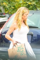 Denise Richards - Grocery Shopping in Malibu 06/18/2021