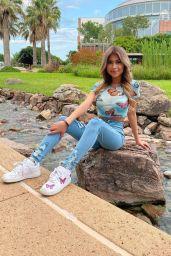 Desiree Montoya - Live Stream Video and Photos 05/31/2021
