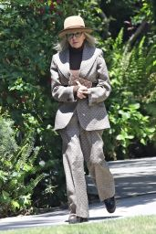 Diane Keaton at the Bel Air Hotel 06/04/2021