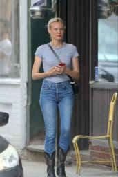 Diane Kruger - Out in Manhattan 06/01/2021