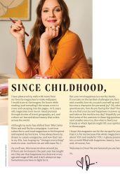 Drew Barrymore - Drew magazine Summer 2021 Issue