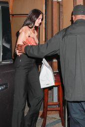 Dua Lipa at Craig's in West Hollywood 06/03/2021
