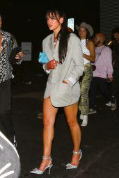Dua Lipa at Delilah Nightclub in West Hollywood 06/19/2021