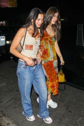 Dua Lipa at The Nice Guy in West Hollywood 06/16/2021