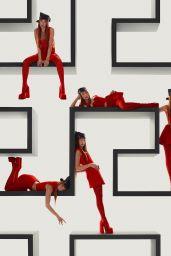 Dua Lipa - Versace Fall/Winter 2021 Campaign