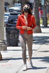 Eiza Gonzalez in Tights - West Hollywood 06/01/2021
