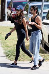 Eiza Gonzalez - Out in Los Angeles 06/25/2021