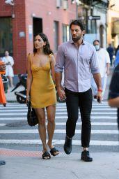 Eiza Gonzalez - Out in New York 06/18/2021