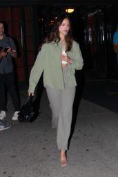 Eiza Gonzalez - Out in NYC 06/18/2021