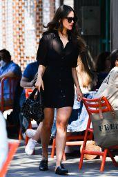 Eiza Gonzalez Street Style - NYC 06/18/2021