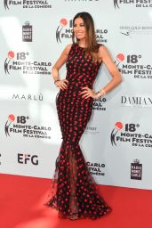 Elisabetta Gregoraci - Monte-Carlo Film Festival 2021