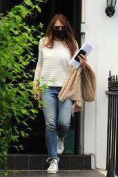 Elizabeth Hurley Casual Style - London 06/23/2021