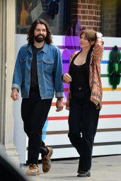 Elizabeth Olsen - Out in New York 06/16/2021