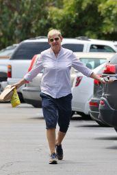 Ellen DeGeneres - Out in Montecito 06/21/2021