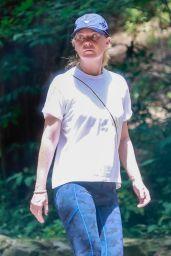 Ellen Pompeo - Hike at Griffith Park in Los Feliz 06/15/2021