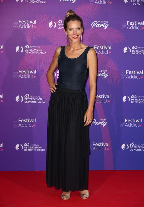 Elodie Varlet – TV Series Party at 60th Monte Carlo TV Festival in Monaco 06/19/2021