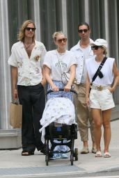 Elsa Hosk and Tom Daly - Out in New York 06/21/2021