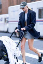 Elsa Hosk Street Style - New York 06/23/2021