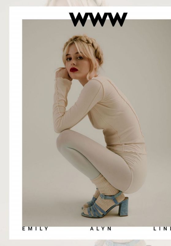 Emily Alyn Lind - Who What Wear June 2021