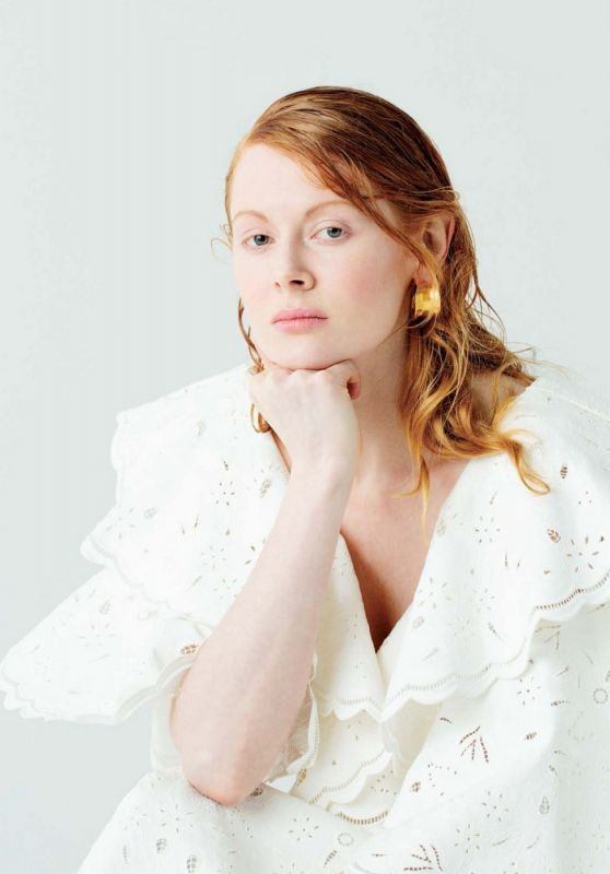 Emily Beecham - L'Officiel USA Summer 2021 Issue