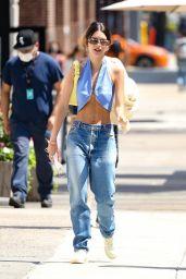 Emily Ratajkowski Street Style - Out in New York 06/15/2021
