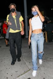 Emma Chamberlain - The Nice Guy in in West Hollywood 06/16/2021