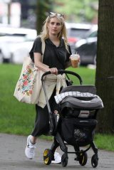 Emma Roberts - Out in Boston 06/23/2021