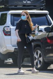 Emma Stone - Out in Los Angeles 06/15/2021