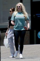 "Erika Jayne Wearing a ""Billionaire Boys Club"" T-shirt - Los Angeles 06/21/2021"