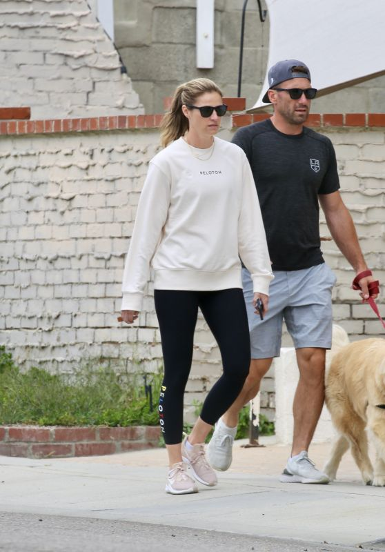 Erin Andrews and Jarret Stoll - Out in LA 06/28/2021