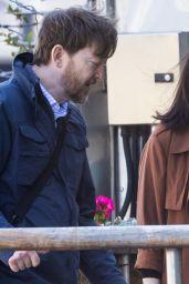 Eva Green - Filming A Patriot in London 06/01/2021